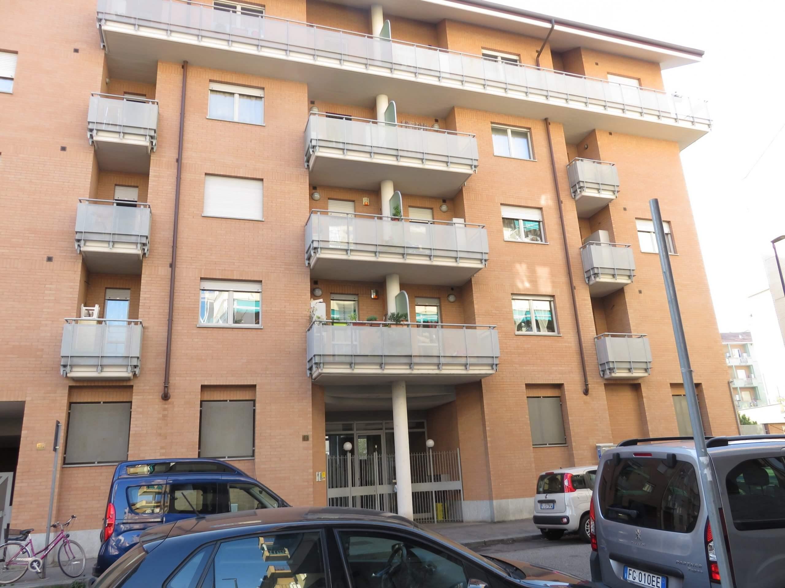 Torino – Via Pacchiotti Appartamento con Terrazzo