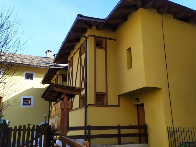 Bardonecchia – Bilocale con Box in Borgo Vecchio