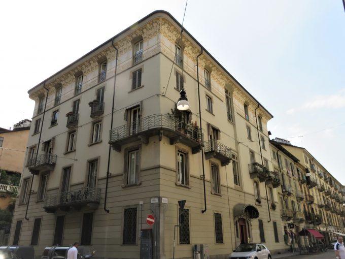 Torino – San Salvario – Ampio Trilocale in Affitto