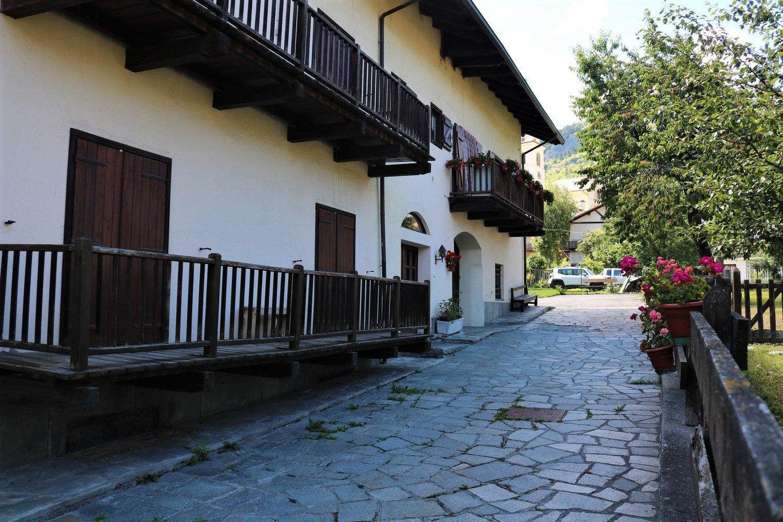 Bardonecchia – Borgo Vecchio Bilocale Stagione Invernale